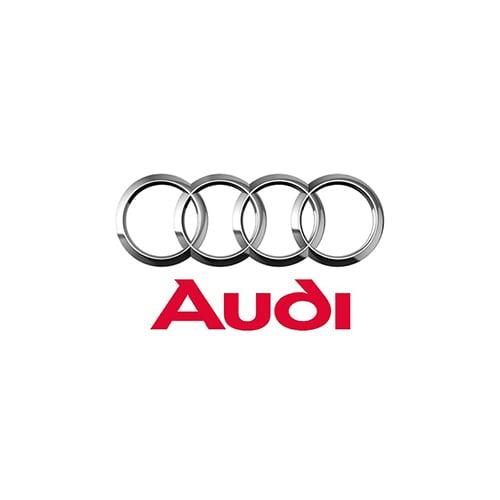 Einer unserer zufriedenen Kunden: Audi