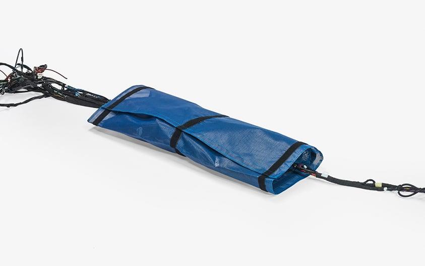 Wickeltücher - eine große Hilfe beim Automobilbau